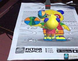 #7 untuk Build Interactive 3D Book App for Kids Education oleh inakanimation