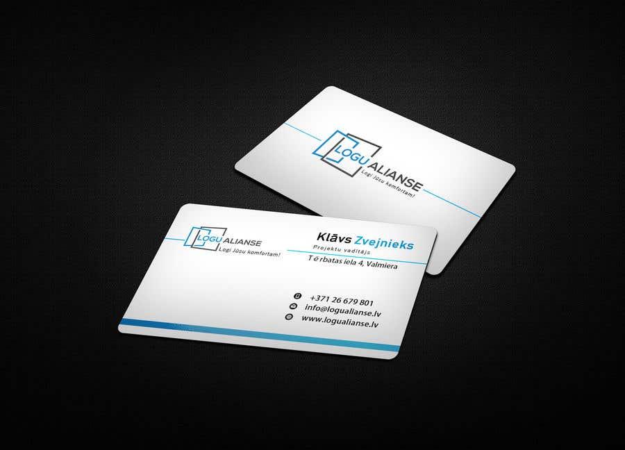 Entry #123 by mozumderdesign for Design some Business Cards | Freelancer