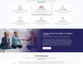 sudpixel tarafından Design a Website Mockup (PSD) for a startup legal business için no 22