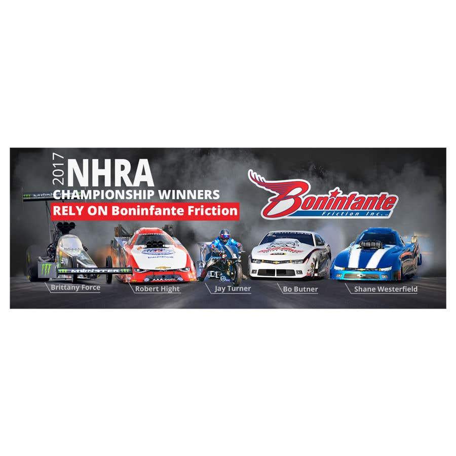 Συμμετοχή Διαγωνισμού #22 για Design a Banner for racing