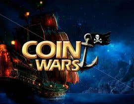 "#53 for Splash Screen for Coin Flipping game called ""Coin Wars"" by anacris22q"
