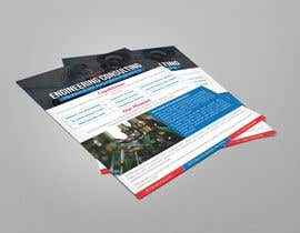 #13 for Need a flyer to advertise a company by meenastudio