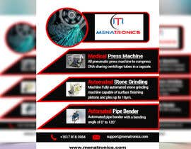 #16 for Need a flyer to advertise a company by SAFaahim