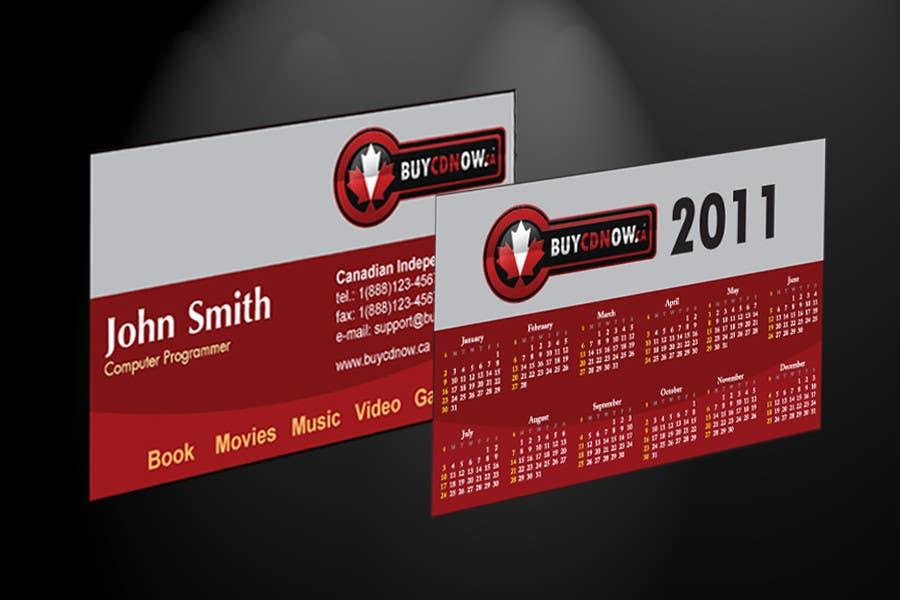 Participación en el concurso Nro.124 para Business Card Design for BUYCDNOW.CA
