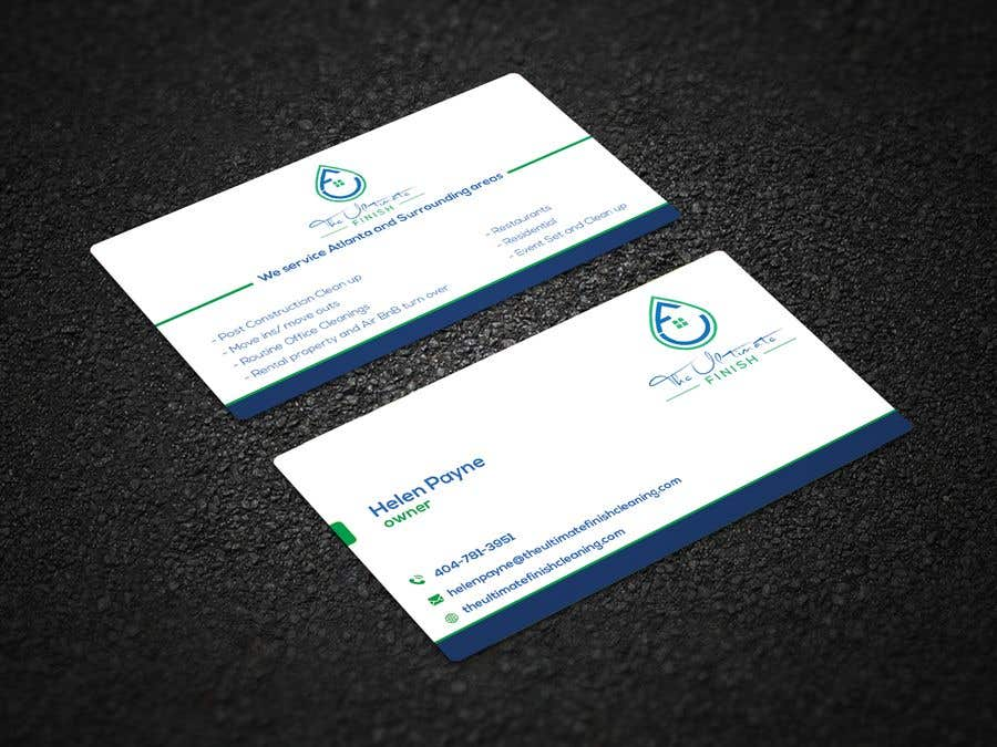 Entry 105 By Champrakib00005 For Design Some Business Cards