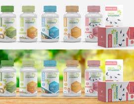 Ahlemh tarafından Supplements Brand Design için no 66