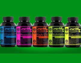 asadk7555 tarafından Supplements Brand Design için no 74