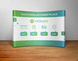 #1 for Design Trade Show Booth Backdrop - ModuGo by ruzenmhj