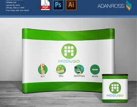 #11 for Design Trade Show Booth Backdrop - ModuGo by AdanRoss