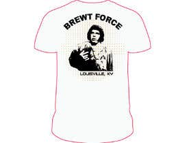 #17 for Brewt Force Tee Shirt (Running Team) by mdabdulbaten1972