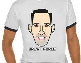 #9 for Brewt Force Tee Shirt (Running Team) by sgtabbas