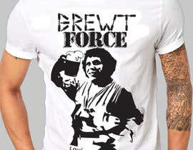 #14 for Brewt Force Tee Shirt (Running Team) by louodd