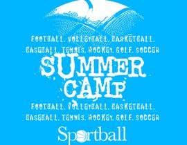 Nro 31 kilpailuun Kids Sports Summer Camp T-Shirt Design käyttäjältä rabin610