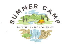 #41 for Kids Sports Summer Camp T-Shirt Design by davidtedeev
