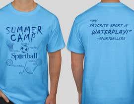 Nro 36 kilpailuun Kids Sports Summer Camp T-Shirt Design käyttäjältä Mahmudsatter