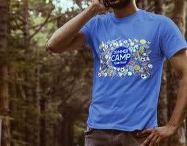 #26 untuk Kids Sports Summer Camp T-Shirt Design oleh Mostakim1011
