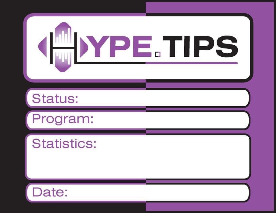 Penyertaan Peraduan #                                        8                                      untuk                                         Design a Logo for hyip.tips