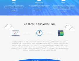 #12 untuk Design a Website Mockup oleh linuxfreak1985