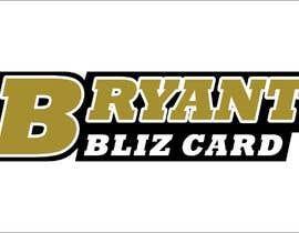 #21 για Build a logo Bryant Biz Cards από jastudilloperez