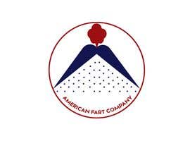 #166 for Logo and website for the American Fart Company by POBDesign