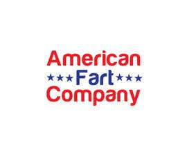 #170 for Logo and website for the American Fart Company by Hamidurcse945
