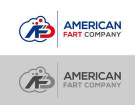 #163 for Logo and website for the American Fart Company by raihankabir9817