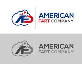 #165 for Logo and website for the American Fart Company by raihankabir9817