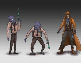 Nro 12 kilpailuun Videogame artwork käyttäjältä jonaskupe