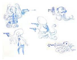 Nro 18 kilpailuun Videogame artwork käyttäjältä Dinospring