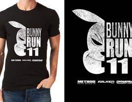 #158 for Shirt Design for Bunny Run 11 Off-Road Trail Ride by freeland972