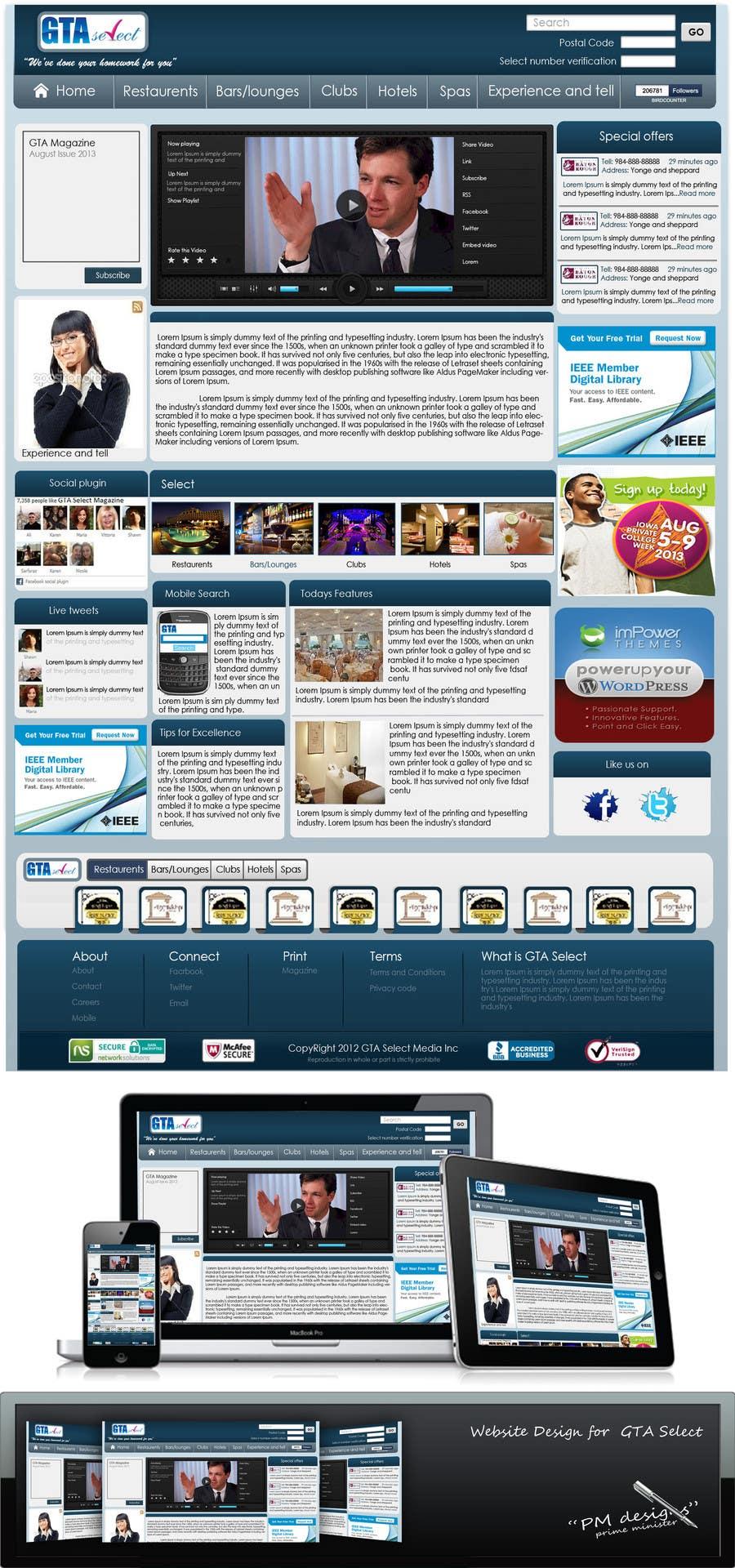 Kilpailutyö #                                        7                                      kilpailussa                                         Graphic Design for CES