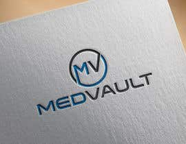 #85 for Logo for MedVault by isratj9292