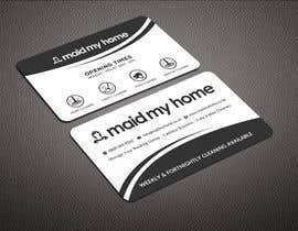 Nro 17 kilpailuun Design some Business Cards käyttäjältä mehfuz780