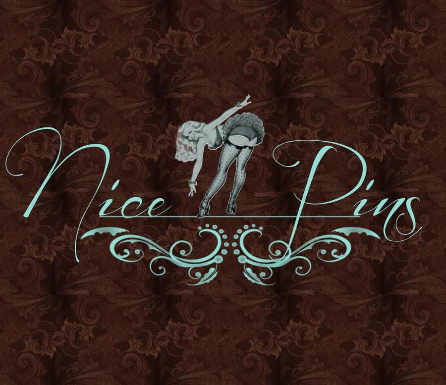 Contest Entry #89 for Logo Design for Nice Pins (nicepins.com)