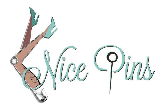 Contest Entry #86 for Logo Design for Nice Pins (nicepins.com)