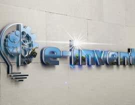 #144 para Construir um logo para minha empresa e-inventar.com.br por cezaraugustodev