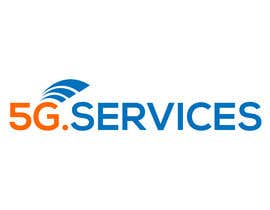 #17 for Logo for URL   5g.services by jakariahossainm