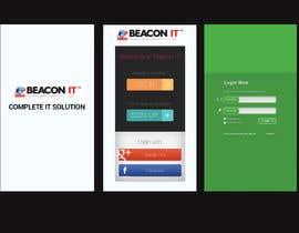 Nro 1 kilpailuun Design mobile app pages käyttäjältä kawsarsarwar7171