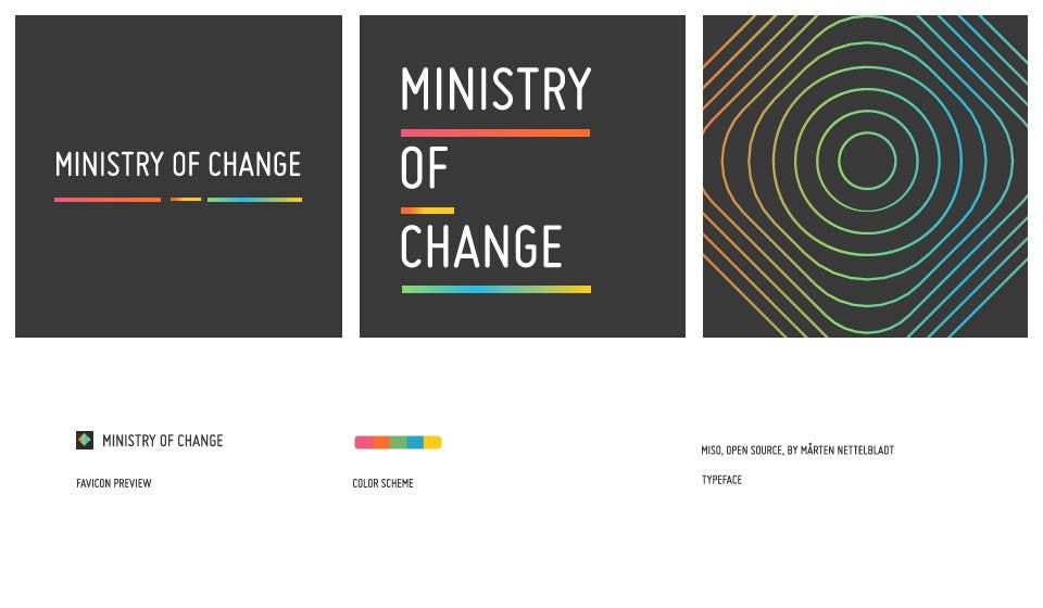 Конкурсная заявка №116 для Logo Design for Ministry of Change