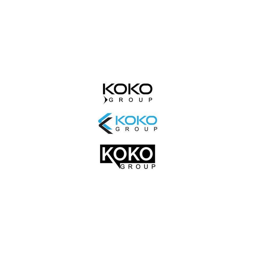 Příspěvek č. 127 do soutěže Design a Logo Koko group