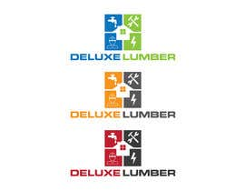 #21 for I need a logo designed for an online website the company name is DELUXE LUMBER im looking for somthing nice sharp and updated Thanks by zapolash