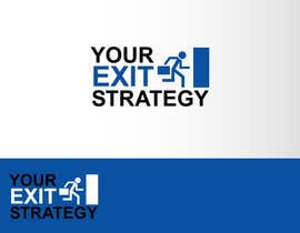 nº 76 pour Logo Design for Your Exit Strategy par benpics