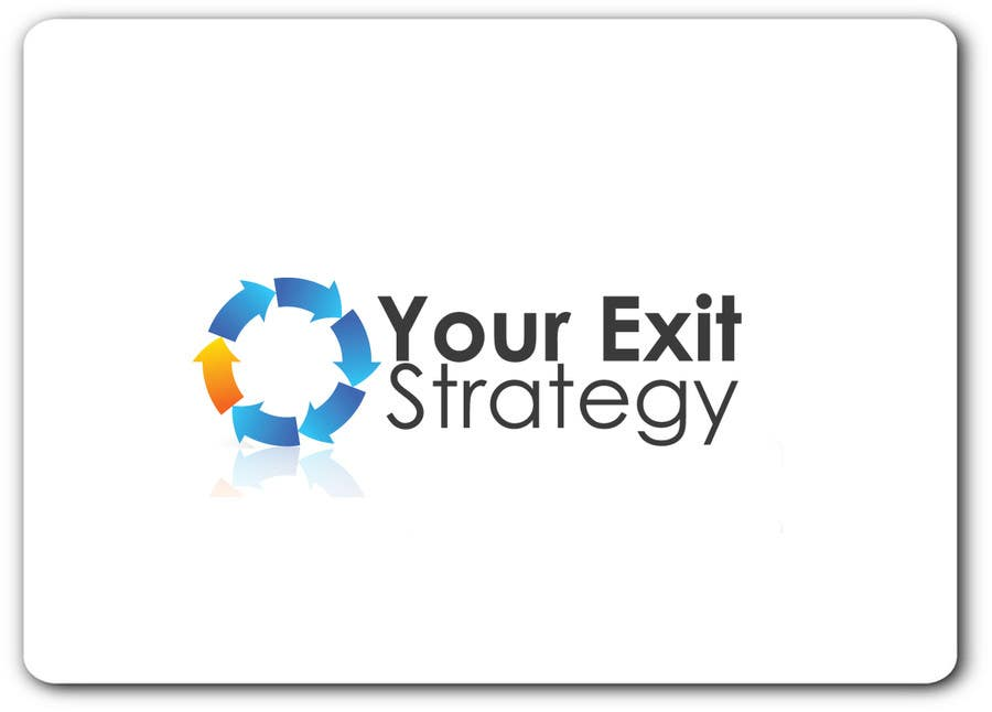 #49 for Logo Design for Your Exit Strategy by csdesign78