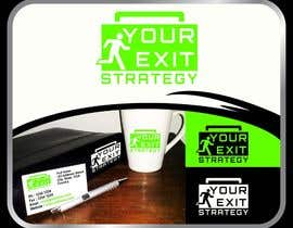 nº 14 pour Logo Design for Your Exit Strategy par murraysmart