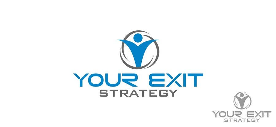 #39 for Logo Design for Your Exit Strategy by trying2w