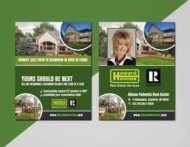 nº 103 pour Real Estate Agent Postcard par iqbalsujan500