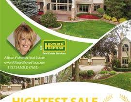 nº 100 pour Real Estate Agent Postcard par Hakimtn