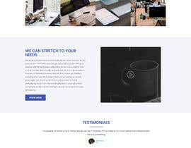 #9 for Build me a website + graphic design - slick, corporate look by chiku789
