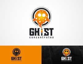 #275 for logo contest for Ghost Concentrates by Xzero001