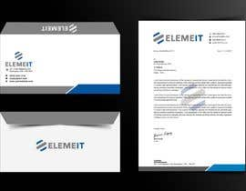 #18 for Elemeit letterhead & envelop by safiqul2006